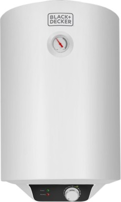 Black & Decker 25 L Storage Water Geyser(White, BXWH2501IN)