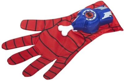 Funskool Ultimate Spider-Man Sinister Six Spider-Man Hero FX Glove(Red)