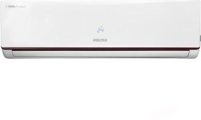 View Voltas 1.5 Ton 3 Star BEE Rating Split AC  - White(183JZJ1, Aluminium Condenser)  Price Online