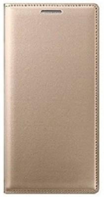 Hutz Front & Back Case for Motorola Moto G5 Plus(32GB)(Golden, Plastic)