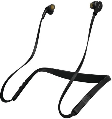 BIRATTY Wireless Sports Bluetooth with Mic Bluetooth Headset with Mic(Red, In the Ear)