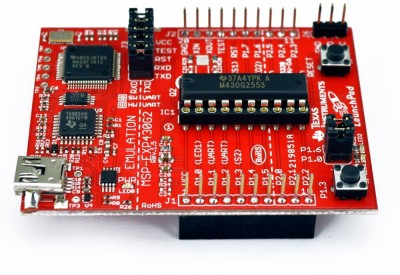Robocraze MSP430 launchpad(Red, Black, Gold)  available at flipkart for Rs.1395