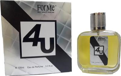Forme 4U PERFUME FOR MEN & WOMEN 100ML Eau de Parfum  -  100 ml(For Men & Women)  available at flipkart for Rs.90