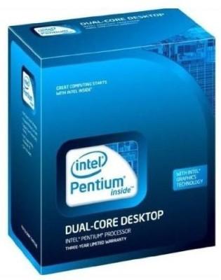 Intel Pentium G4400 3.3 GHz LGA 1151 Socket 2 Cores 2 Threads 3 MB Smart Cache Desktop Processor(White)