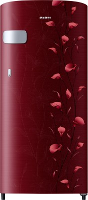 Image of Samsung 192L Single Door Refrigerator which is best refrigerator under 50000