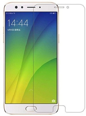 Casewilla Tempered Glass Guard for Oppo F5(Pack of 1)