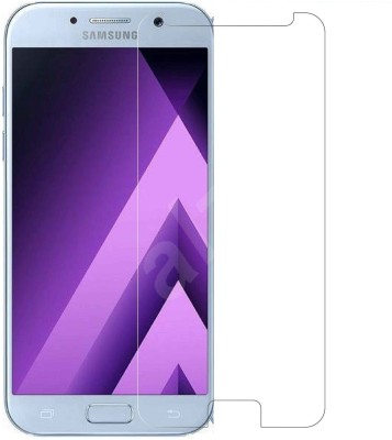 Power Tempered Glass Guard for Samsung Galaxy A5-2017(Pack of 1)