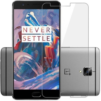 Power Tempered Glass Guard for OnePlus 3, OnePlus 3T(Pack of 1)