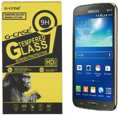 G-case Tempered Glass Guard for FOR Samsung Galaxy Grand 2 G7102(Pack of 1)