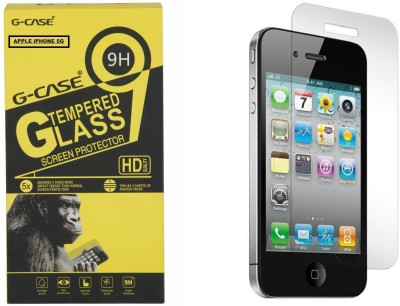 G-case Tempered Glass Guard for FOR Apple iPhone 5G