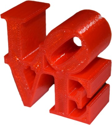 SKAFOS showpiece  -  4.5 cm(Plastic, Red)  available at flipkart for Rs.99
