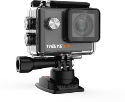 View ThiEYE i60+ i60+ Action Camera Sports and Action Camera(Black 12 MP) Camera Price Online(ThiEYE)