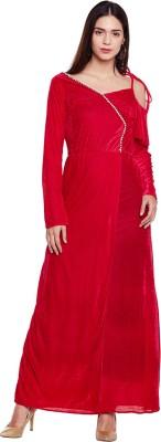 Athena Women Maxi Red Dress