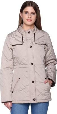 TRUFIT Full Sleeve Solid Women Jacket TRUFIT Women\'s Jackets
