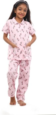 3f7db29a94 12% OFF on Nite Flite Multi Cotton Nightsuit Sets on Snapdeal ...