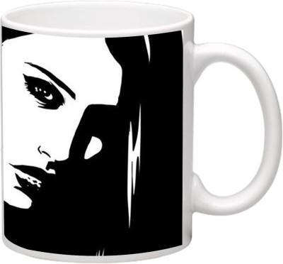 MudShi MD-499 Ceramic Mug(330 ml)  available at flipkart for Rs.190