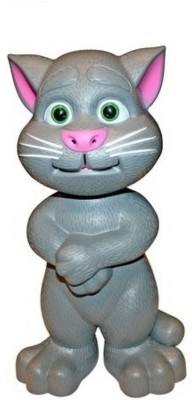 Radhe talking tom for kids-oo13(Grey)