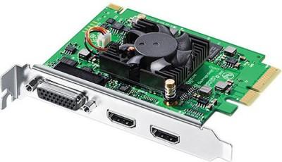 Blackmagic Design Intensity Pro 4K Network Interface Card(Green) at flipkart