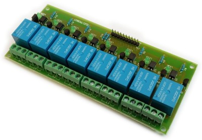 Electrobot Wired Single Sided Printed Circuit Board Pack of 1