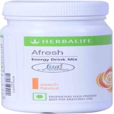 herbalife Afresh Lemon Protein Blends(50, Peach)  available at flipkart for Rs.449