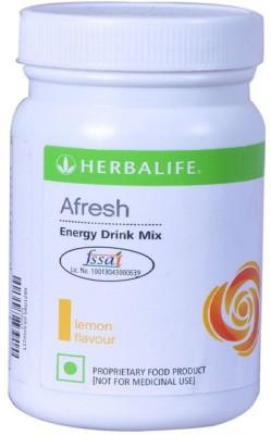 herbalife Afresh Lemon Protein Blends(50 g, Lemon)  available at flipkart for Rs.440