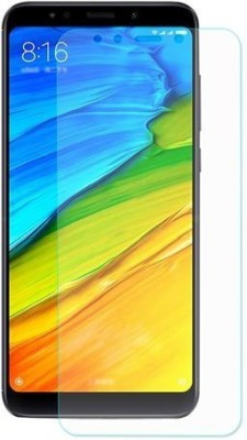 GLOBALCASE Tempered Glass Guard for Mi Redmi 5 Plus(Pack of 1)