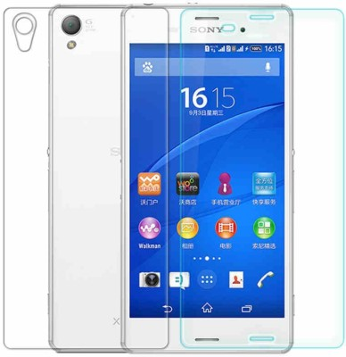 Aspir Front and Back Screen Guard for Sony Xperia M4 Aqua Dual(Pack of 1)