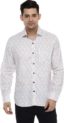 LOBSTER Men's Printed Casual Shirt