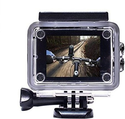 View BELLEXX ACTION CAMERA WATER PROOF AION CAMERA IN HD 1080PND ACT Sports and Action Camera(Black 12 MP) Camera Price Online(bellexx)