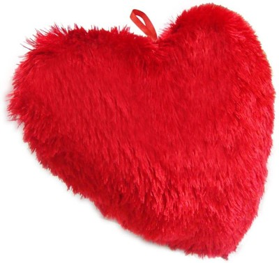 DMGC Soft Teddy Combo Of Stuffed Spongy Hugable Cute Teddy Bear Brown Color 88 CM & Soft Heart Pillow 24 CM For Someone Special Red Color  - 85 cm(Red)  available at flipkart for Rs.299