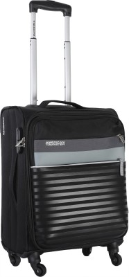 American Tourister Lisbon Expandable  Check-in Luggage - 27 inch(Black)