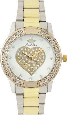 Fluid FLJT-8024-GDSL  Analog Watch For Women