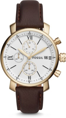 Fossil BQ1009 Men's Analog Watch
