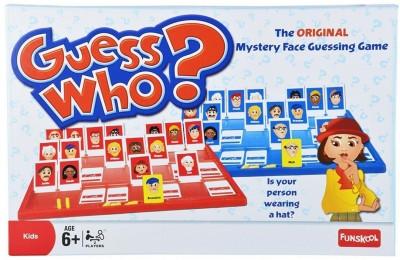 Funskool Premsons guess who Board Game