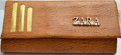 zara Wedding Brown  Clutch  available at flipkart for Rs.295
