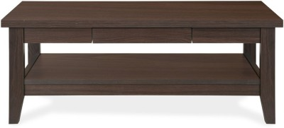@home by Nilkamal Orian Engineered Wood Coffee Table(Finish Color - Brown)
