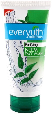 everyuth naturals purifying neem facewash 150g Face Wash(150 g)