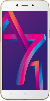 Oppo A71 (Oppo CPH1801) 16GB 3GB RAM Gold Mobile