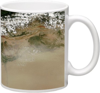 MudShi MD-299 Ceramic Mug(330 ml)  available at flipkart for Rs.190