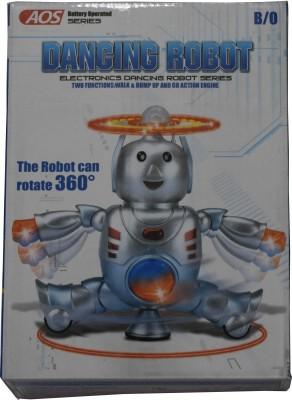 skyglobe Dancing Robot(Multicolor)