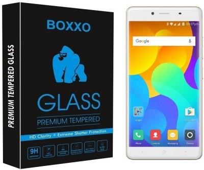 Boxxo Tempered Glass Guard for Micromax Yu Yureka 2