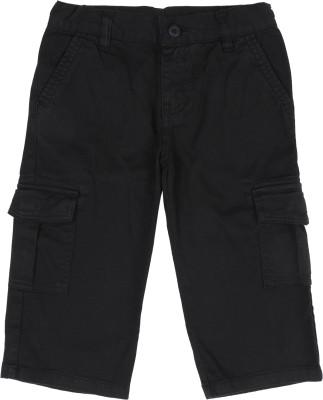 Tickles By Inmark Slim Fit Boys Grey Trousers