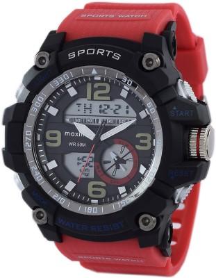 Maxima 49091PPAN  Analog-Digital Watch For Men