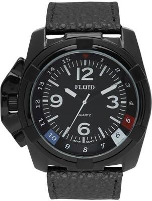 Fluid FL-152-BK-BK  Analog Watch For Men
