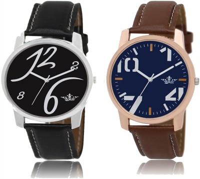 CM Men Watch Combo With Casual Look LD 02_03 Watch  - For Men