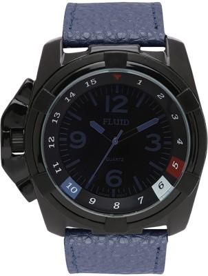 Fluid FL-152-BK-BL  Analog Watch For Men