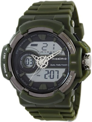 Maxima 94320PPAN  Analog-Digital Watch For Men