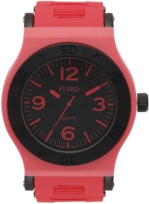 Fluid FL-152-RD  Analog Watch For Men