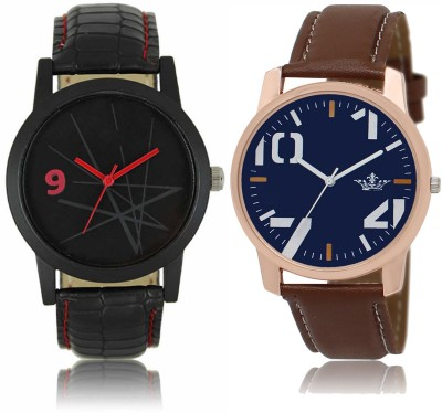 CM Men Watch Combo With Casual Look LR 08 _ LD 03 Watch  - For Men