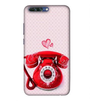 99Sublimation Back Cover for Honor 9 Lite, Honor 9 Lite, Huawei Honor 9 Youth, Huawei Honor 9 Youth Edition(Old Telephone Model, Plastic)
